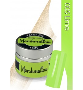 Chiodo Pro  Żel linia marshmallow lime nr 005
