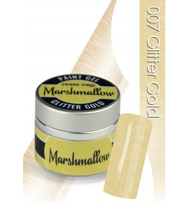 Chiodo Pro  Żel linia marshmallow glitter gold nr 007