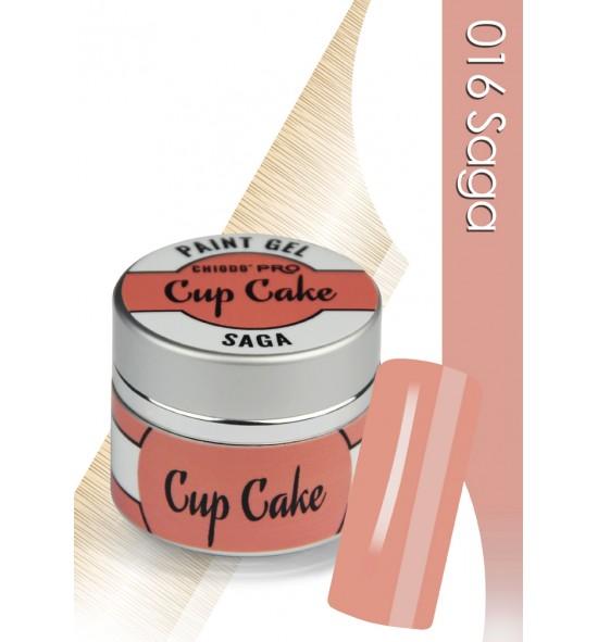 Chiodo Pro  Żel linia cup cake saga 016