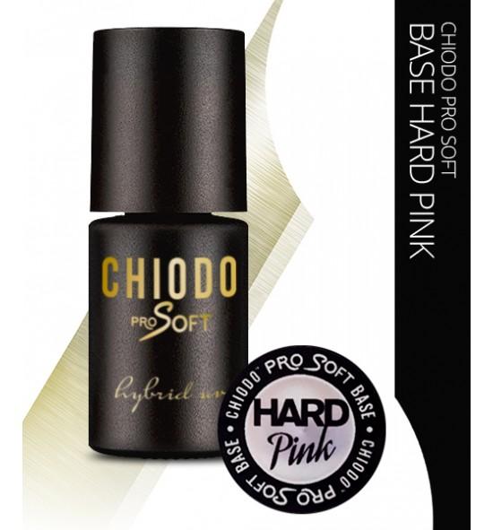 CHIODO PRO SOFT BASE HARD PINK 6ML