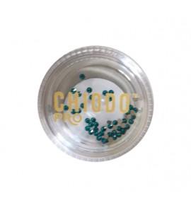 Chiodo PRO Cyrkonie  Blue Zircon SS6 30sztuk