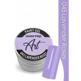 CHIODO PRO Art Paint Gel - 045 Lavender Roses 5ml