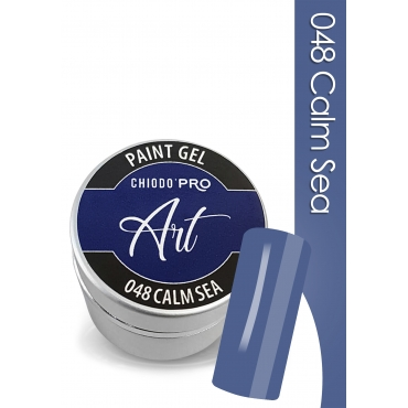 CHIODO PRO Art Paint Gel - 048 Calm Sea 5ml
