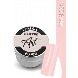 CHIODO PRO Art Paint Gel - 055 Rose 5ml