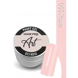 CHIODO PRO Art Paint Gel - 055 Rose 5ml
