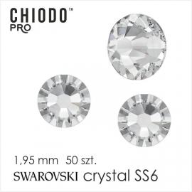 Chiodo PRO Cyrkonie  Crystal SS6 50sztuk