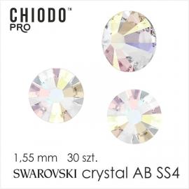 Chiodo PRO Cyrkonie Swarovski AB 30 SS 4