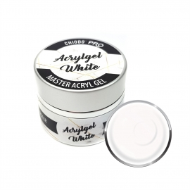 ChiodoPRO Master Akryl Gel White 15ml