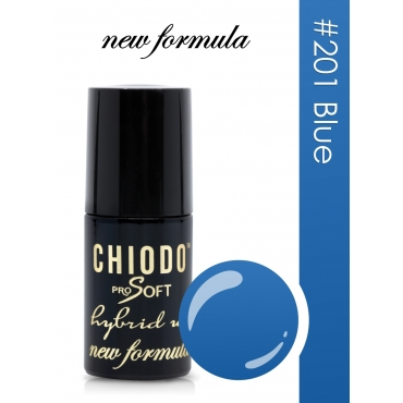 ChiodoPRO SOFT New Formula 201 Blue