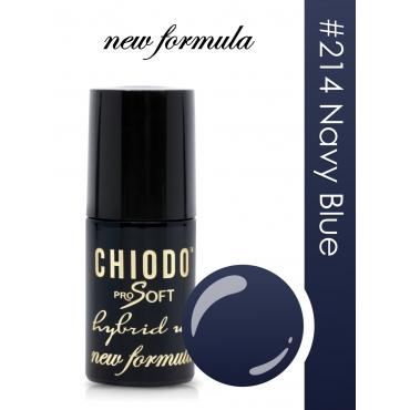 ChiodoPRO SOFT New Formula 214 Navy Blue