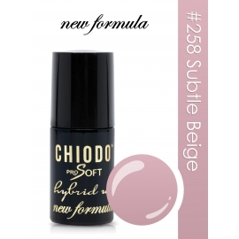 ChiodoPRO SOFT New Formula 258 Subtle Beige
