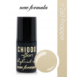 ChiodoPRO SOFT New Formula 260 Frappe