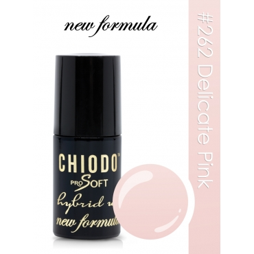 ChiodoPRO SOFT New Formula 262 Delicate Pink