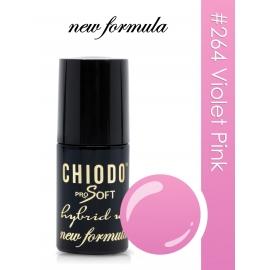 ChiodoPRO SOFT New Formula 264 Violet Pink