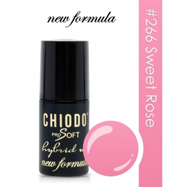 ChiodoPRO SOFT New Formula 266 Sweet Rose