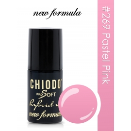 ChiodoPRO SOFT New Formula 269 Pastel Pink