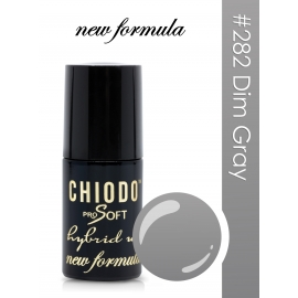 ChiodoPRO SOFT New Formula 282 Dim Gray