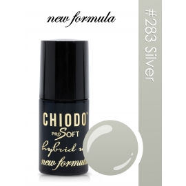ChiodoPRO SOFT New Formula 283 Silver