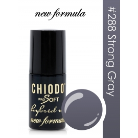 ChiodoPRO SOFT New Formula 288 Strong Gray