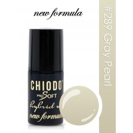 ChiodoPRO SOFT New Formula 289 Gray Pearl