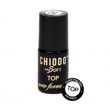 Chiodo PRO NEW FORMULA TOP 6ml - top do lakieru hybrydowego