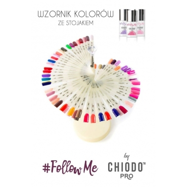 Follow Me by ChiodoPRO wzornik KARUZELA