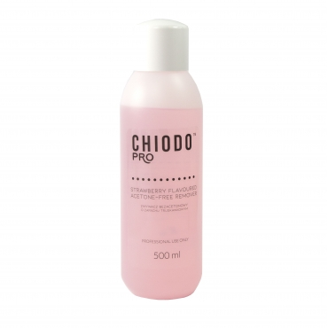 ChiodoPRO Strawberry flavoured Acetone-free 500ml