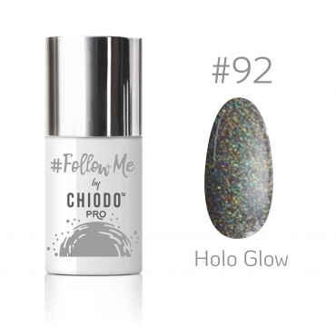 Follow Me by ChiodoPRO nr 92 lakier hybryd 6ml HOLO