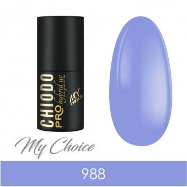 ChiodoPRO Summer Time 988 Fig lakier hybrydowy 7 ml