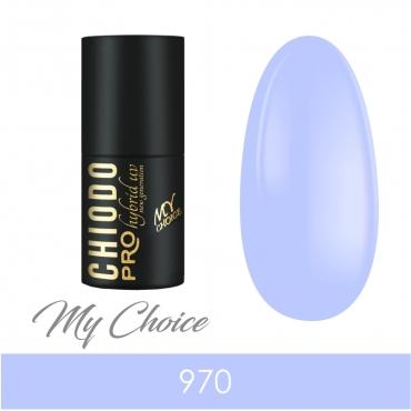 ChiodoPRO Pastel Dreams 970 Pastel Violet lakier hybrydowy 7 ml