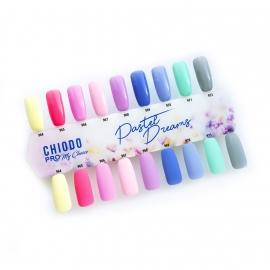 ChiodoPRO Wzornik kolorów kolekcji Pastel Dreams