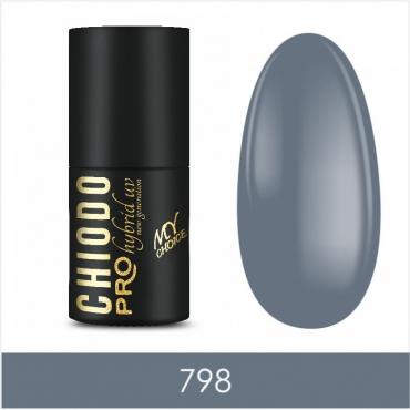 CHIODO PRO BLACK & WHITE STYLE 798 IRON KISS 7ML