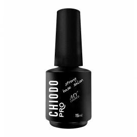 CHIODO PRO BASE STRONG SALON DO LAKIERU HYBRYDOWEGO 15ML - BUDUJĄCY