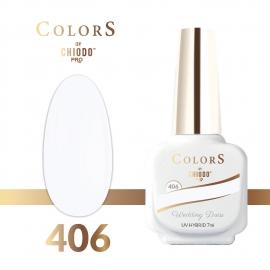 Lakier hybrydowy Colors By ChiodoPRO nr 406 Wedding Dress 7 ml