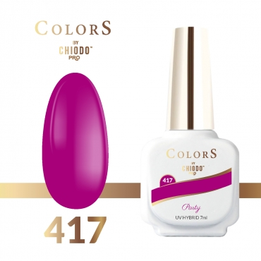 Lakier hybrydowy Colors By ChiodoPRO nr 417 Party 7 ml