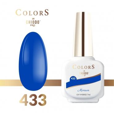Lakier hybrydowy Colors By ChiodoPRO nr 433 Monsun 7 ml