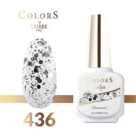 Lakier hybrydowy Colors By ChiodoPRO nr 436 Diamond 7 ml